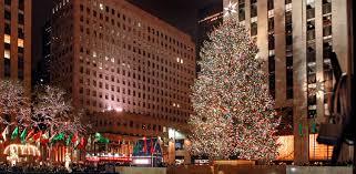 rockefeller center christmas tree tree lighting ceremony 2016