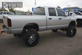 2006 dodge ram 2500 fuel maverick top gun customz lifted 9in