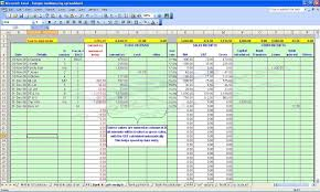 Tax Write Off Spreadsheet Self Employed Expenses Spreadsheet Template Dingliyeya