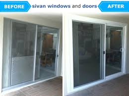 sliding glass door window replacement professional window u0026 door installation company in los angeles 90018