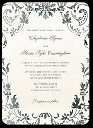 damask wedding invitations damask wedding invitations shutterfly
