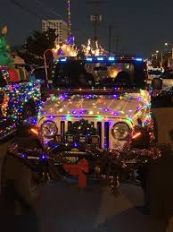 jeep christmas lights jeep life jeep life twitter