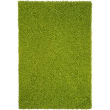 Green Area Rug Overstock Shag Solid Green Area Rug 5 X 7 This Bold Green