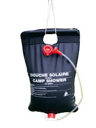 Jerrican Alimentaire 20l Avec Robinet by Cao Camping Solaire Amazon Fr Sports Et Loisirs