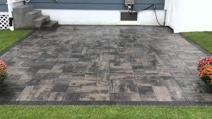 Granite Patio Pavers Nicolock Paver Patio Granite City Ridge Xl Design Build By