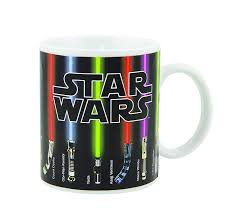 Color Up Amazon Com Fancyus Star Wars Lightsaber Heat Change Mug Coffee