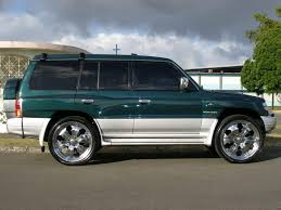mitsubishi montero sport 1999 1999 mitsubishi montero information and photos zombiedrive