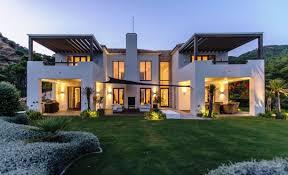 design villa exclusive piet boon design villa in monte mayor benahavis golf