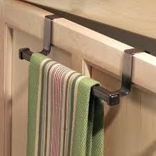 kitchen cabinet towel rail kitchen cabinet door towel rack lot over door tea towel rack bar