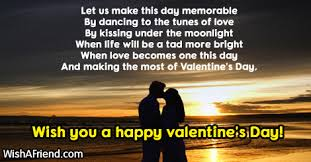 A Happy Valentine Will The by Romantic Valentine U0027s Day Love Messages Page 2