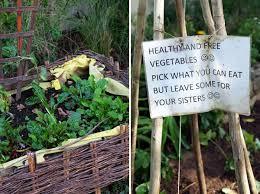 Urban Veggie Garden - urban veggie garden lanalou style