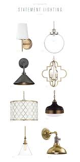 affordable statement lighting whitney blake