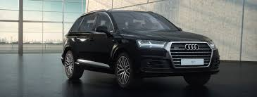 Audi Q7 Black Edition - q7 u003e audi ireland