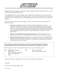 Government Contractor Resume Subway Job Description For Resume Free Resume Example And