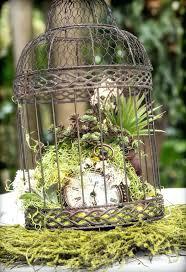 birdcage centerpiece ideas home design and decor
