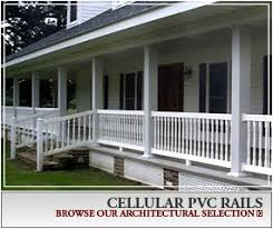 Railings And Banisters Deck Railing Porch Railing Vinyl Railing Railing Systems