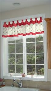Trendy Kitchen Curtains by Kitchen 40 Inch Long Curtains Modern Kitchen Curtain Ideas