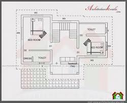 inspiring simple elevation house plan in below 2500 sq ft