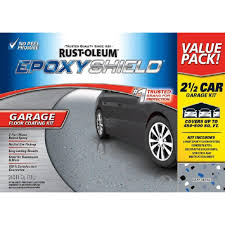 Garage Floor Paint Reviews Uk by Garage Rustoleum Epoxy Shield Home Depot Garage Floor Epoxy