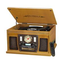 victrola record player cabinet amazon com victrola nostalgic aviator wood 8 in 1 bluetooth
