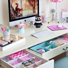 Girly Desk Accessories Fabulous Girly Office Desk Accessories Accessorizing A Desk Within