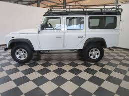 used land rover defender used land rover defender 110 2 2d s w for sale