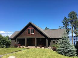 spectacular mountain and lake views on flat vrbo