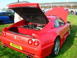gemballa f355 view of ferrari f355 gts photos video features and tuning