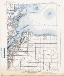 Toledo Map Historical Topographic Maps Perry Castañeda Map Collection Ut