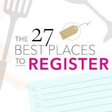 best place for a wedding registry best wedding registry hakkında teki en iyi 20 fikir