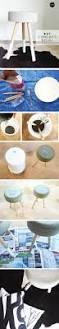 best 25 diy stool ideas on pinterest diy storage pouf weekend