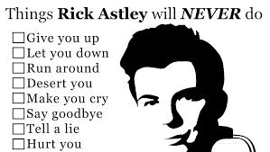 Rick Astley Meme - rick astley interview rick on rickrolling