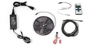 Led Awning Lights For Rv Carefree Sr0113 Led Rv Awning Light Kit White 16ft