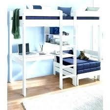 bureau lit mezzanine lit mezzanine 1 place blanc lit mezzanine avec bureau ikea lit