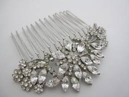 bridal hair combs vintage inspired bridal hair combwedding hair accessories