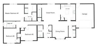 ranch style house floor plans large ranch style house plans best floor plans ideas on house floor