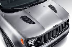 jeep renegade white jeep renegade hard steel concept bares it all