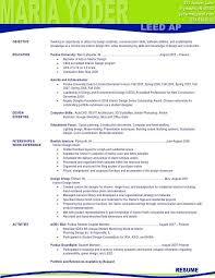interior designer resume example best 25 interior design resume
