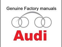 audi a4 b5 1997 1998 1999 2000 2001 repair manual youtube