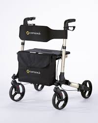 senior walkers with seat 4 wheel rollators rolling walkers justwalkers