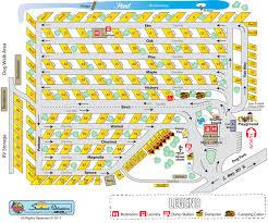 Zip Code Map Jacksonville Fl Starke Florida Campground Starke Gainesville N E Koa