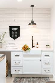 ikea kitchen cabinets laundry room white modern farmhouse laundry room mudroom with