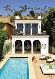 Home Decor Santa Monica Spanish Colonial Spanish Colonial Modern Pools And Colonial