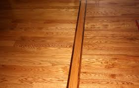 Laminate Floor Transition Matching An Existing Hardwood Floor With A New One Blog Floorsave