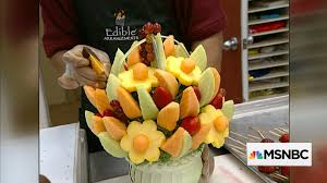 edible floral arrangements how big names such as edible arrangements and vita coco made the leap