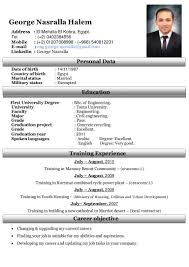 career objective in resume for civil engineer george nasralla cv