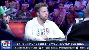 wsop final table the nine 2014 wsop final table eric danis and chad holloway discuss their