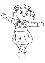 night garden coloring pages11 coloring kids