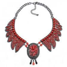red collar necklace images Wholesale collar necklaces cheap collar necklaces wholesale from jpg