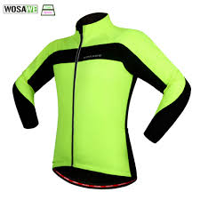 mens hi vis waterproof cycling jacket fluorescent fleece jacket promotion shop for promotional
